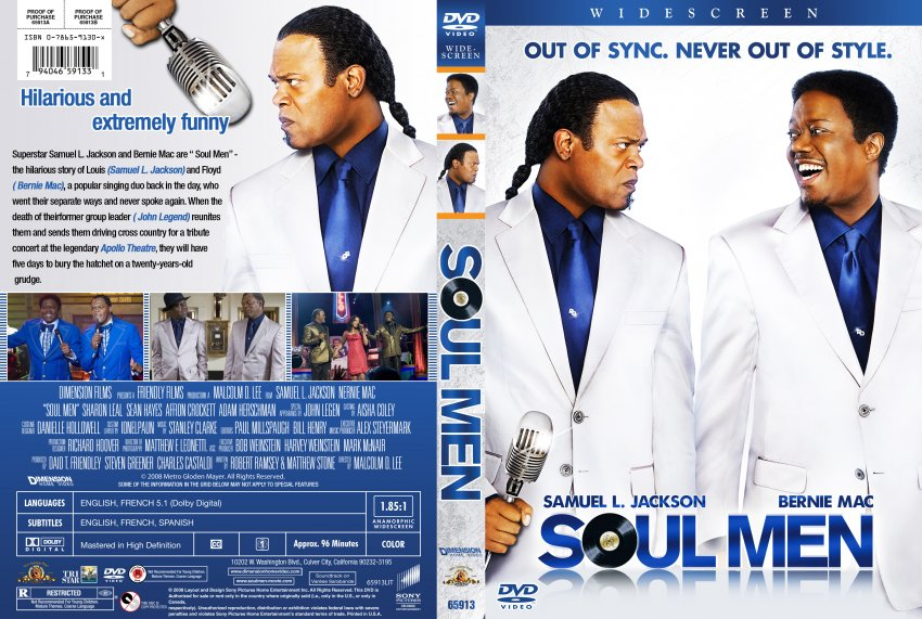 Soul Men (2008) Movie
