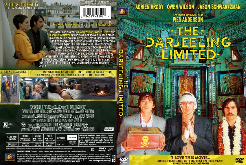 The Darjeeling Limited Movie Download Catalog Programs