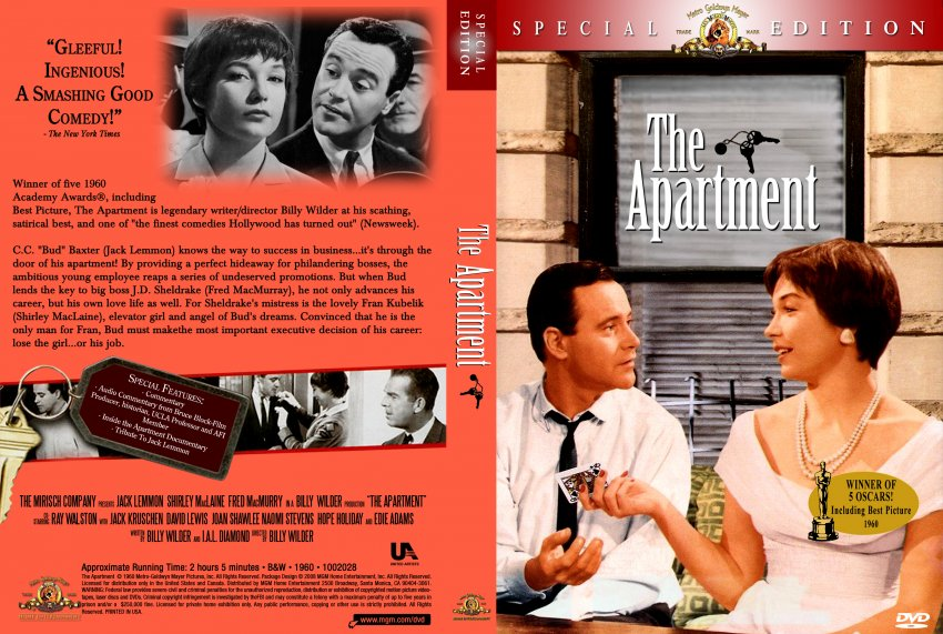 Apartment DVD