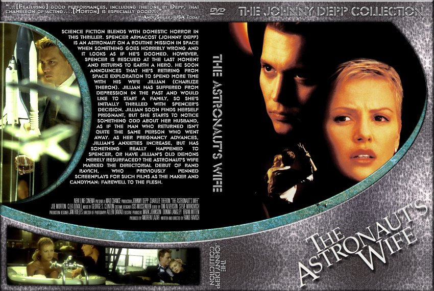 The Astronaut's Wife - Movie DVD Custom Covers - The ...