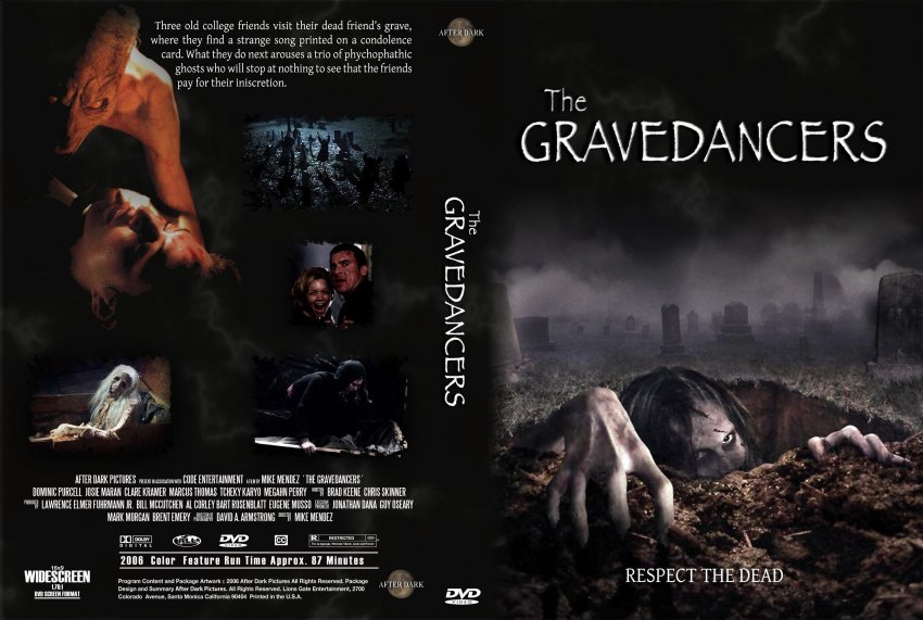 the gravedancers movie dvd custom covers the