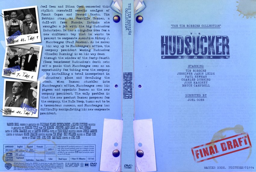 Hudsucker Proxy Movie