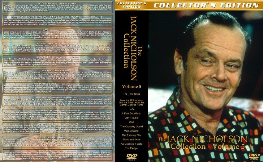 Jack Nicholson Collect...