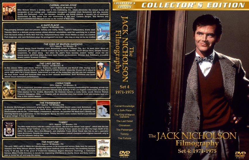 The Jack Nicholson Fil...