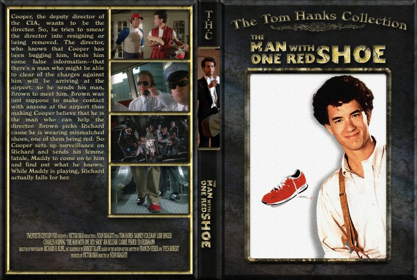 The Man With One Red Shoe - The Tom Hanks Collection