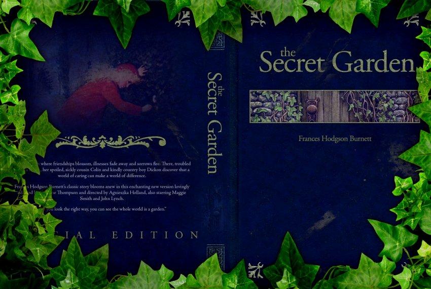 The Secret Garden Movie Dvd Custom Covers The Secret