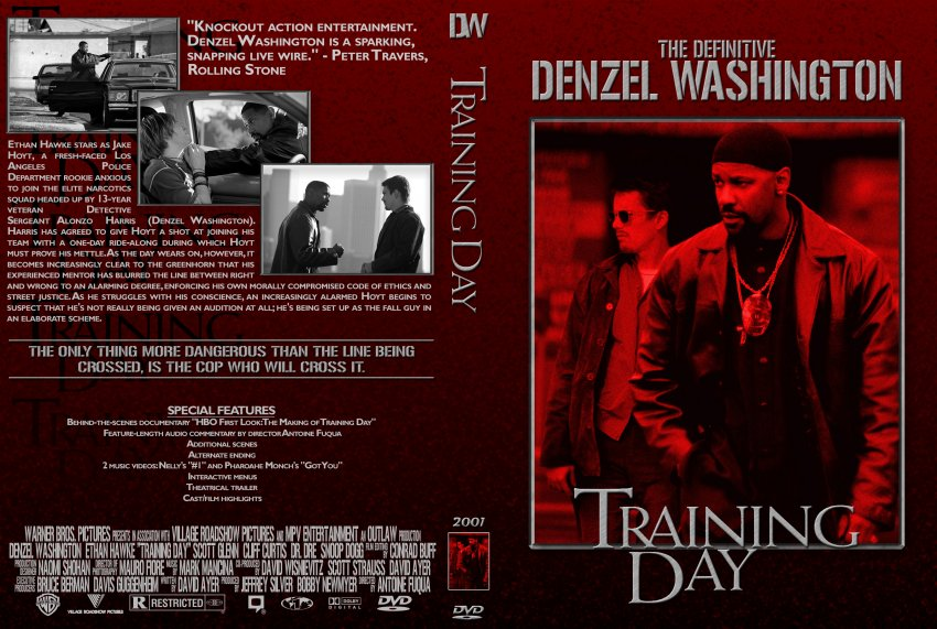 film paper training day Essex rapper potter payper drops his 1st mixtape entitled 'training day' the up and coming essex rapper, delivers nothing but fire to our ears in this one a real talent, who is definitely one to watch.