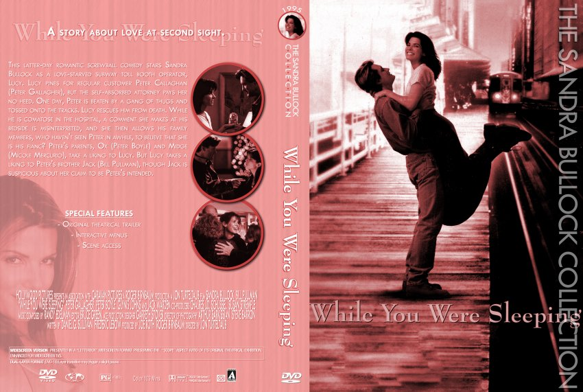 While You Were Sleeping - The Sandra Bullock Collection