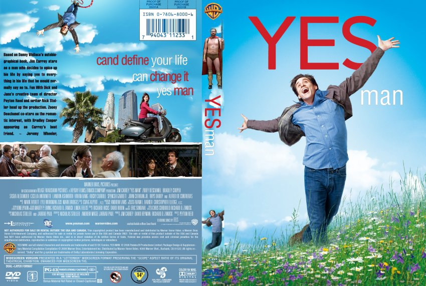 Yes Man Dvd 92