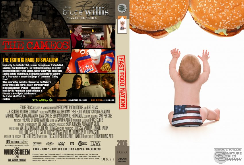 Free Movie Fast Food Nation