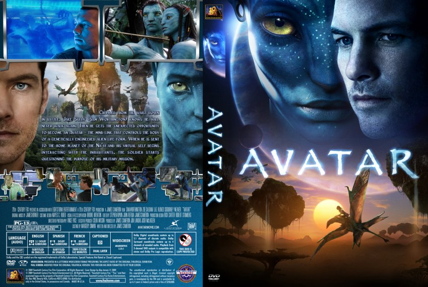 James Camerons Avatar Full Movie All Cutscenes   YouTube