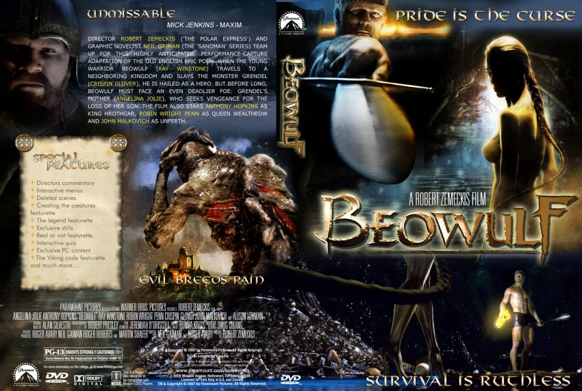 the depiction of beowulf as hero in the epic boewulf Essay about beowulf is an epic hero essay about beowulf is an epic hero 850 words 4 pages show more in the epic poem beowulf, the protagonist beowulf.