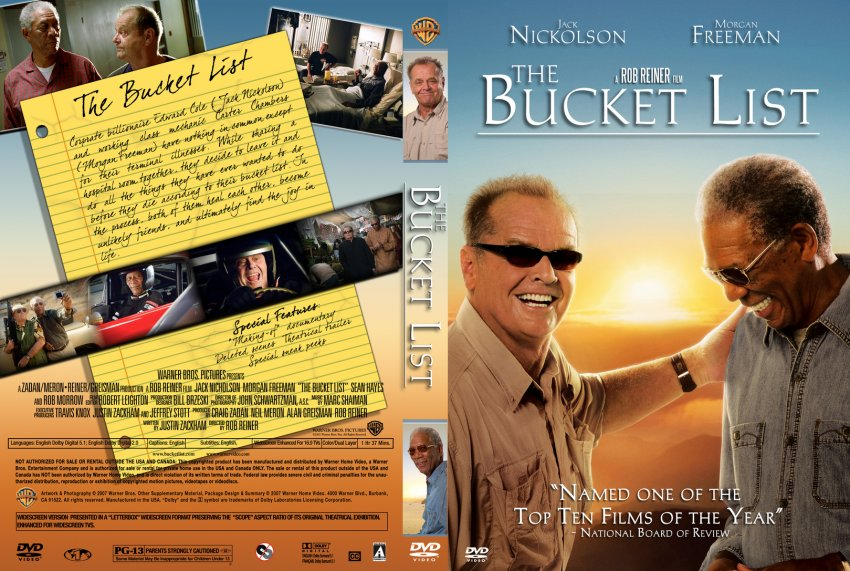 The bucket list movie free