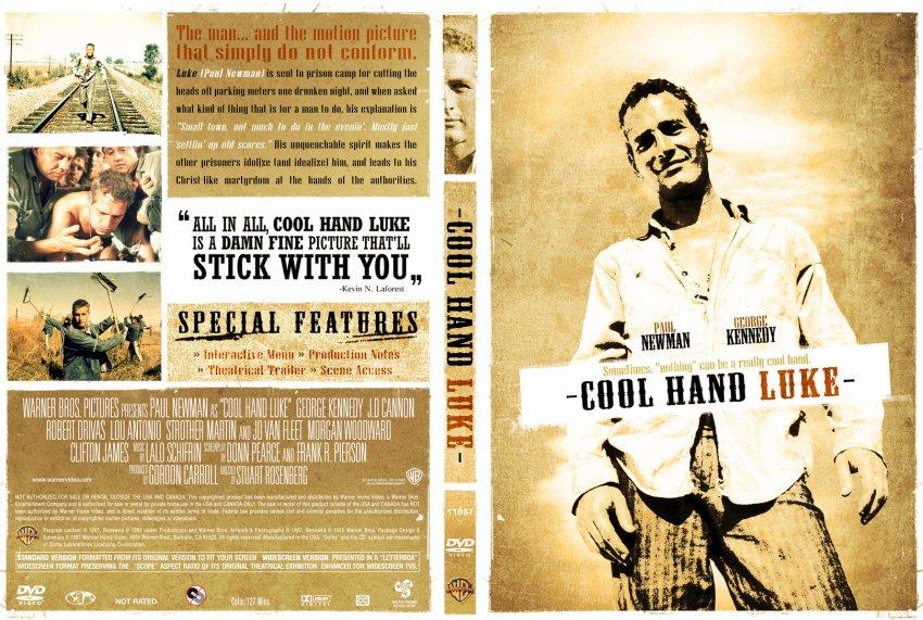 Cool Hand Luke - Movie DVD Custom Covers - cool hand luke ...