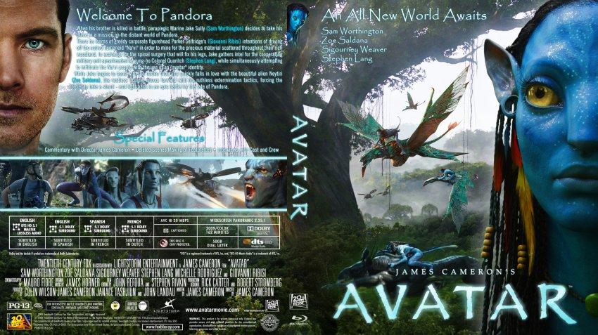 Avatar - Movie Blu-Ray Custom Covers - Avatar br :: DVD Covers: www.dvd-covers.org/art/Blu_Ray_Covers/Movie_Blu-Ray_Custom_Covers...