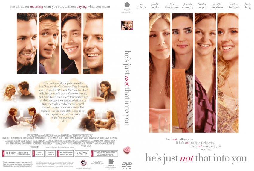 a review of hes just not that into you a dating advice book