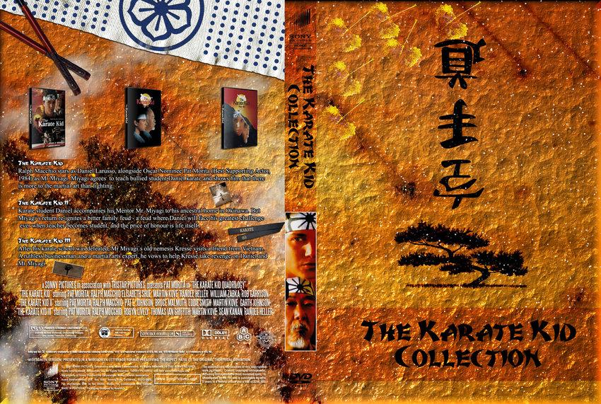 Karate kid - trilogy
