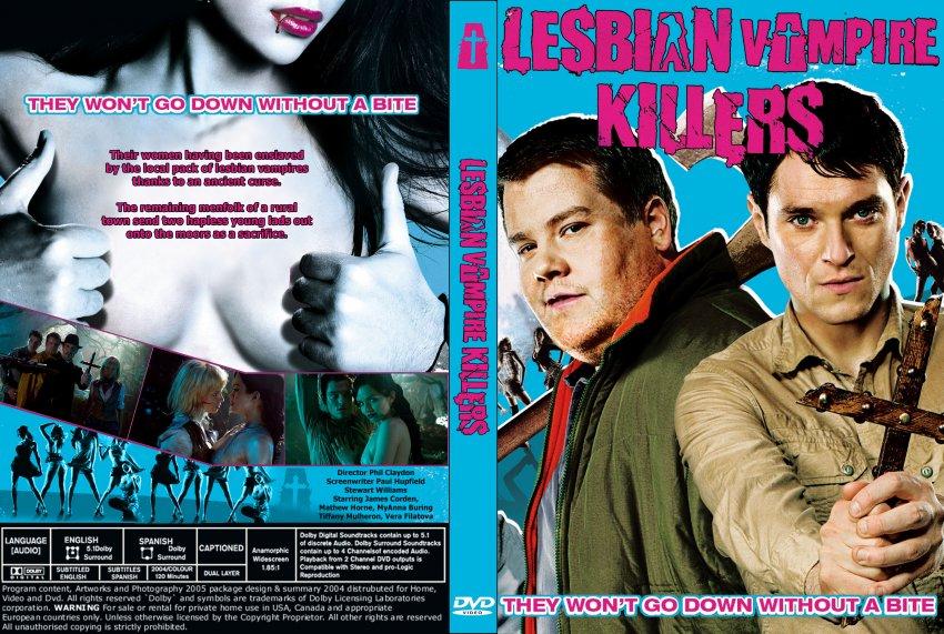Lesbian Vampire Killers Dvd Release