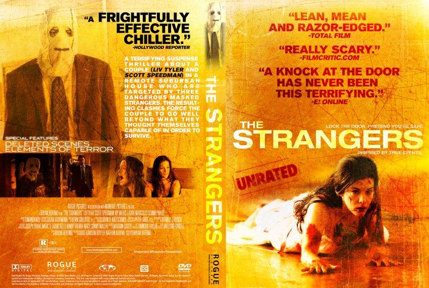 the strangers movie dvd custom covers strangers dvd