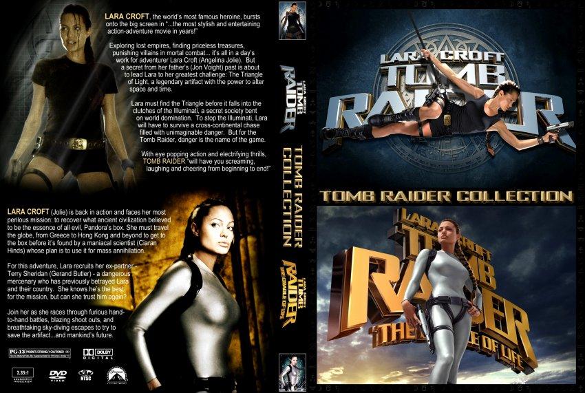 Triton World Lara Croft The Tomb Raider From W3