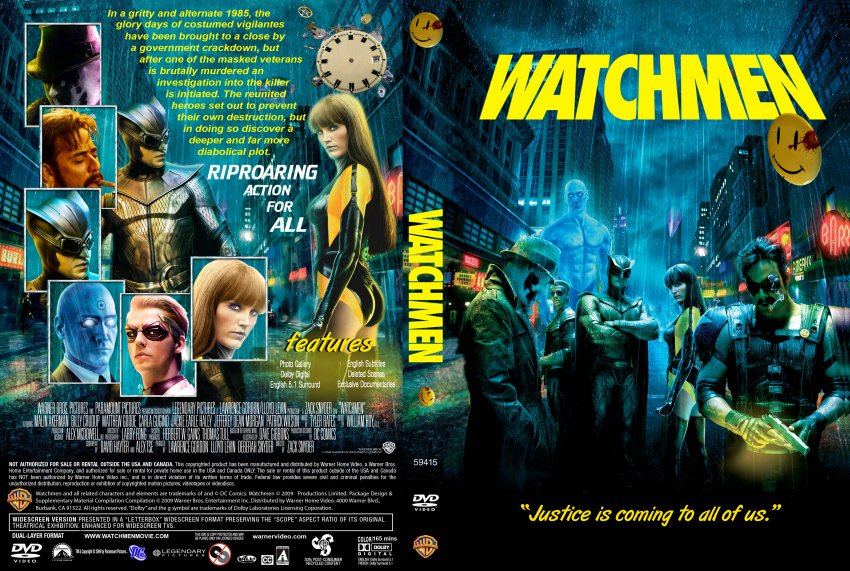 DVD Covers Watchme...