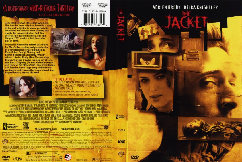 The Jacket Film