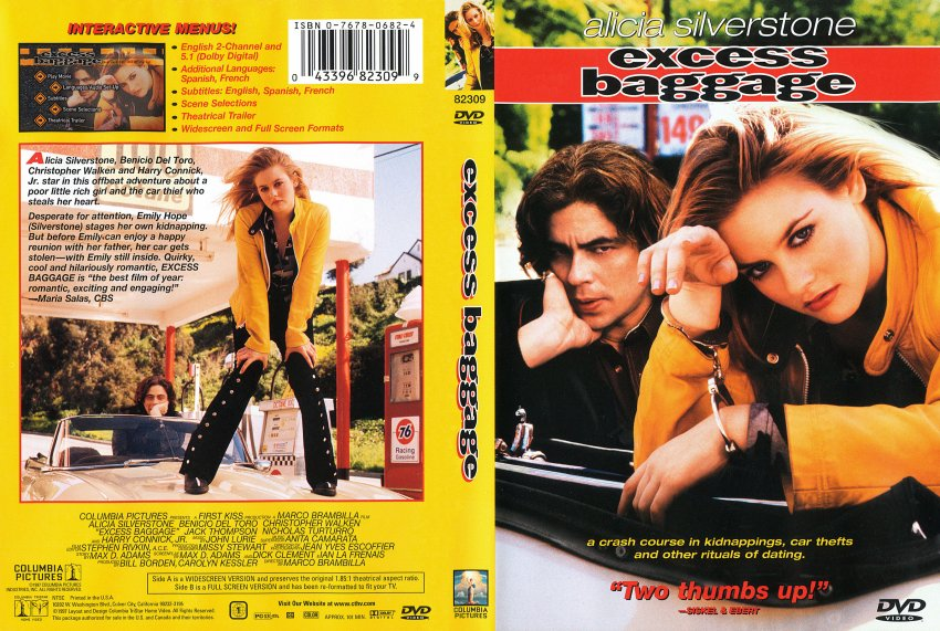 Excess Baggage 1997 film  Wikipedia