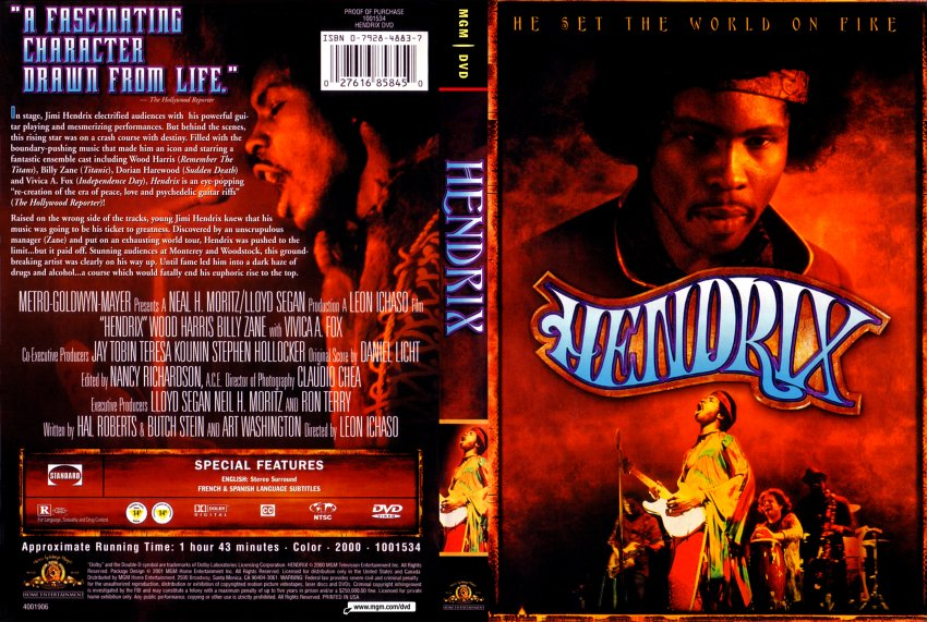 Hendrix Movie Dvd Scanned Covers 10hendrix R1 Scan