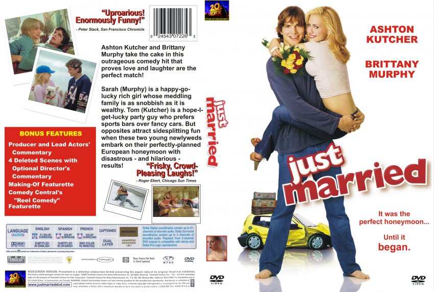 from Conrad just married gays dvd