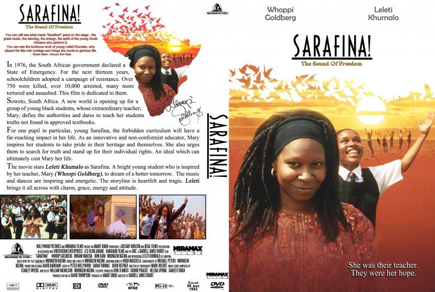 Sarafina movie reviews