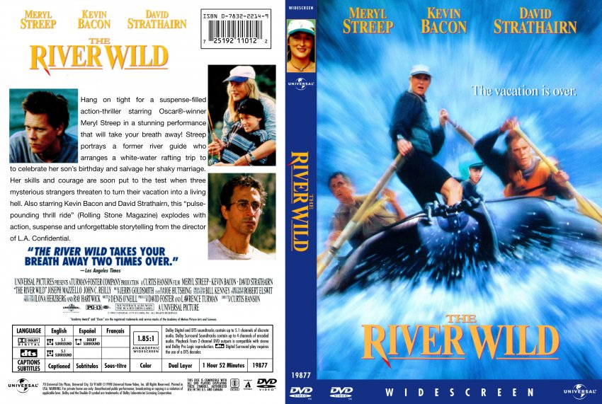 the river wild movie dvd scanned covers 115the river