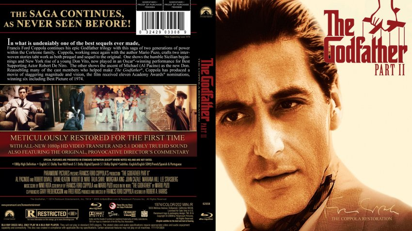 Godfather 2 hollywood movie download in hindi | The Godfather All