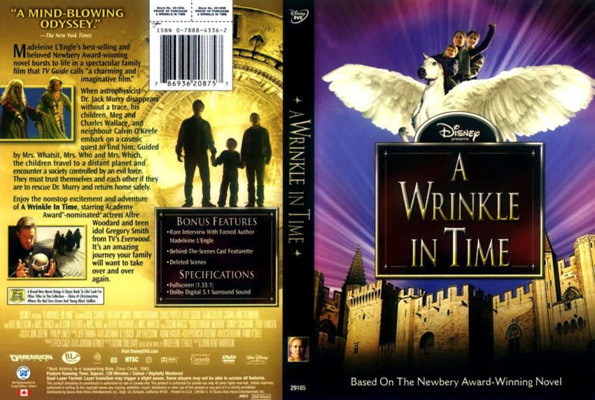 A Wrinkle in Time eBook: Madeleine L'engle