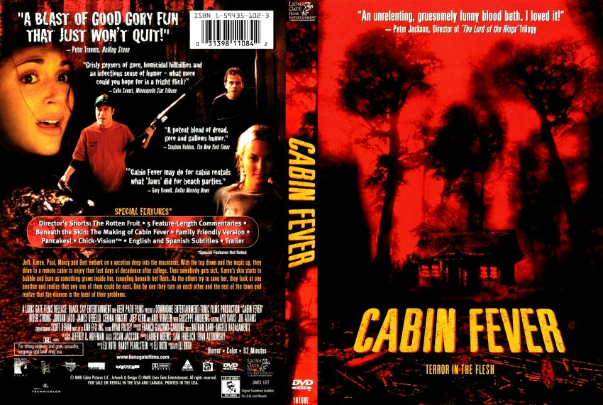 cabin fever images - photo #46