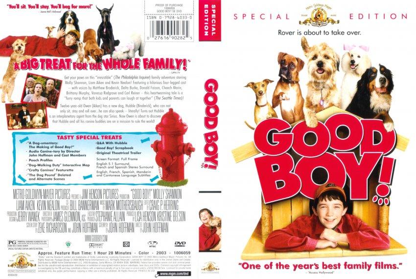 Výsledek obrázku pro good boy the movie