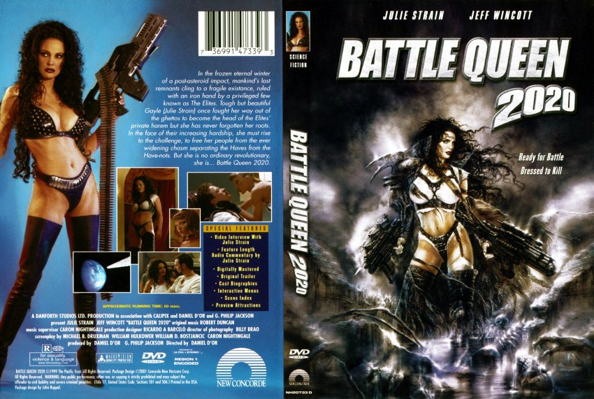 BattleQueen 2020 movie