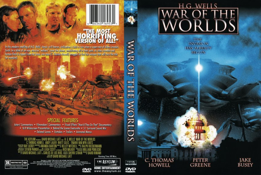 war of the worlds Find great deals on ebay for war of the worlds lp and war of the worlds cd shop with confidence.