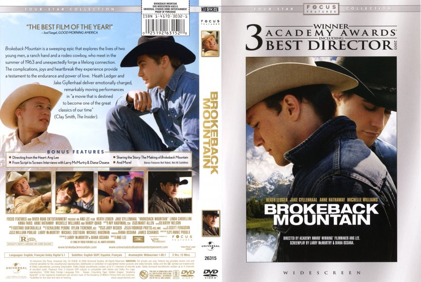 the restrictions to experience maximum happiness in the film brokeback mountain