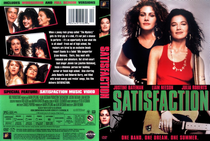 satisfaction movie dvd scanned covers 1322satisfaction