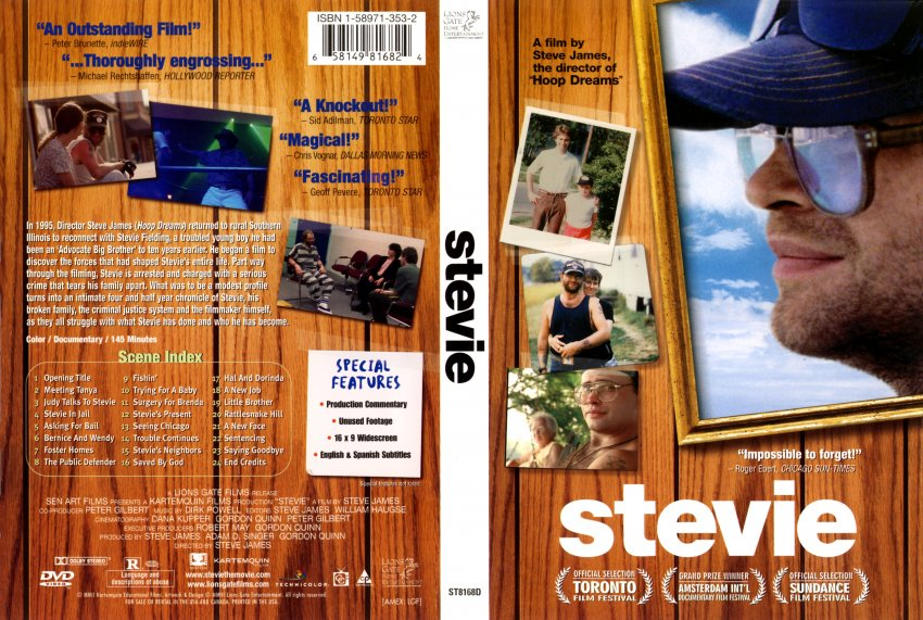 an analysis of hoop dreams a film by steve james Director steve james talks about the early stages of hoop dreams, and how the characters he encountered in trying to make a short film inspired the six-year-long project following two basketball-playing teenagers from chicago.