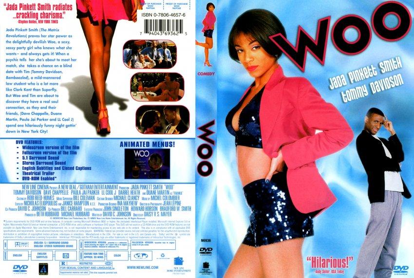 Woo - Movie DVD Scanned Covers - 1322Woo :: DVD Covers