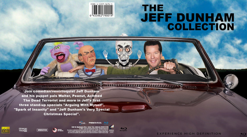 The Jeff Dunham Collection