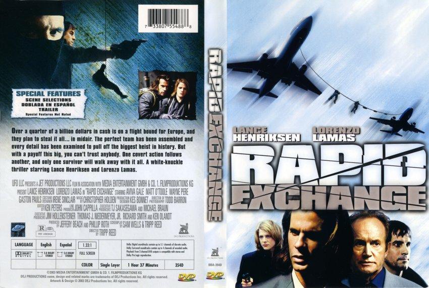 Resultado de imagem para Rapid Exchange (2003)