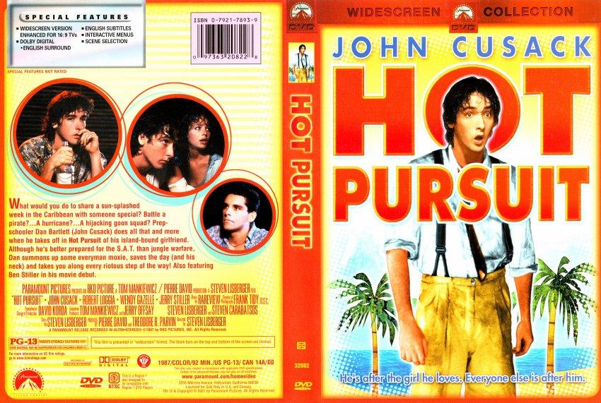 DVD Hot Pursuit