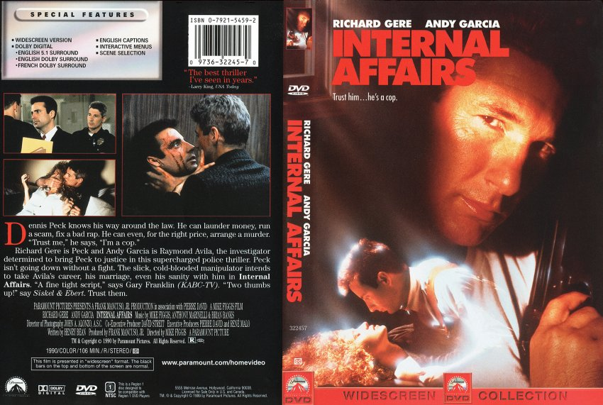 Internal Affairs - This Is For You...