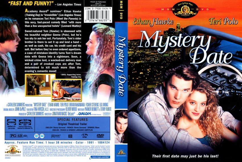 Mystery date movie in Perth