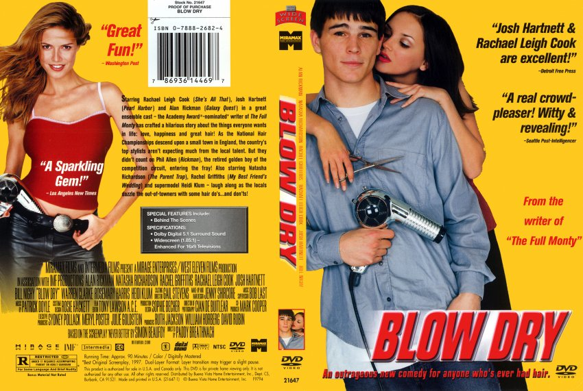 blow dry movie dvd scanned covers 1762blow dry dvd