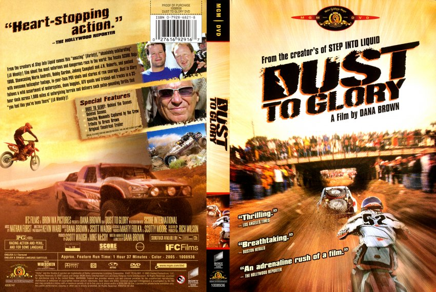 dust to glory movie dvd scanned covers 1762dust to glory dvd covers. Black Bedroom Furniture Sets. Home Design Ideas