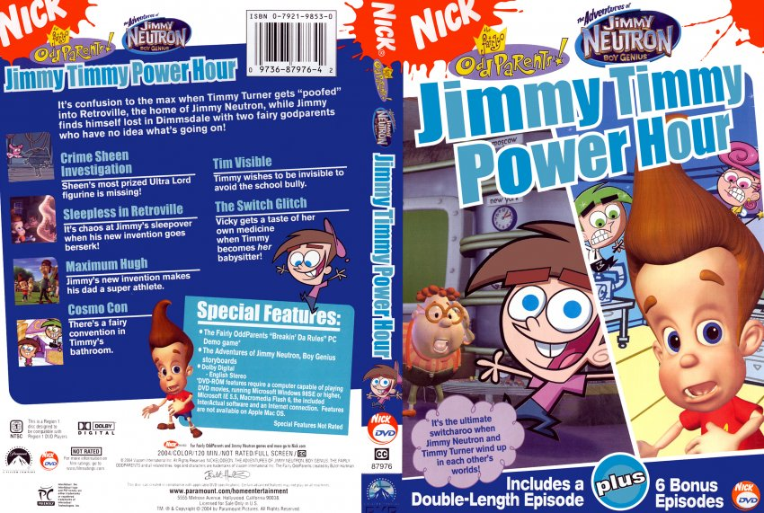 jimmy timmy power hour