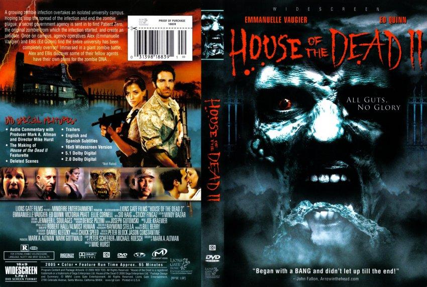 скачать house of dead 2